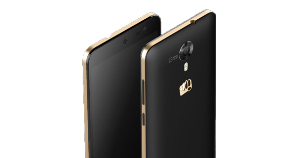 Micromax Canvas Xpress 2 E313 Back View