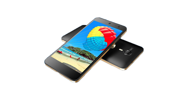 Micromax Canvas Xpress 2 E313 Top View