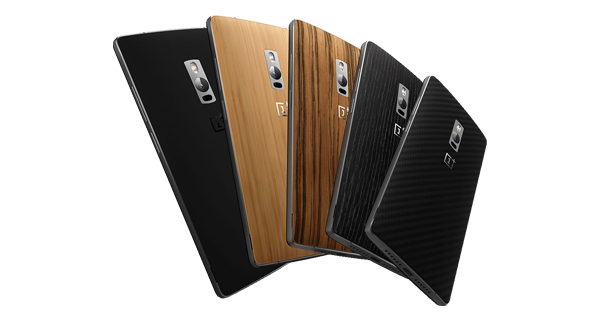 OnePlus 2 Back View Multicolor