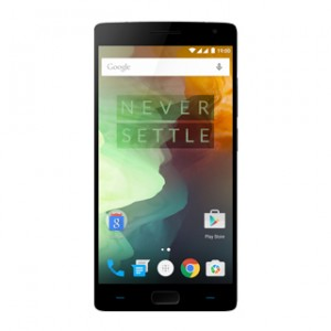OnePlus 2 Front Black