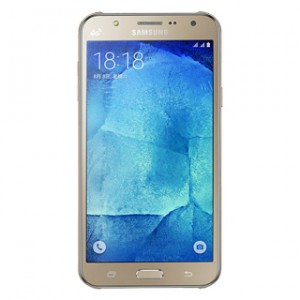 Samsung Galaxy J7 Back View