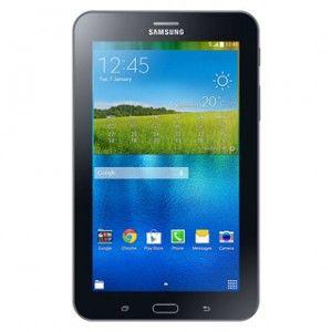 Samsung Galaxy Tab 3V Front View