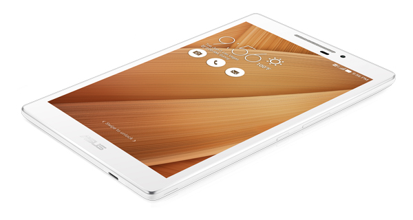 Asus ZenPad 7.0 Top View White Color
