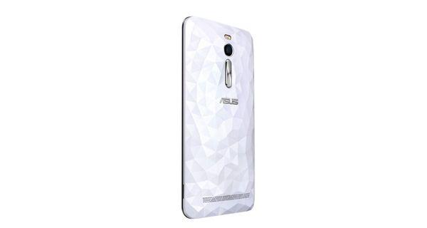 Asus Zenfone 2 Deluxe Back view