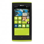 Blu Win JR LTE Front View
