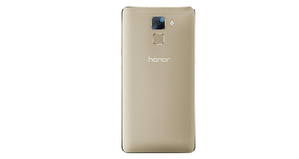 Huawei Honor 7i Back View