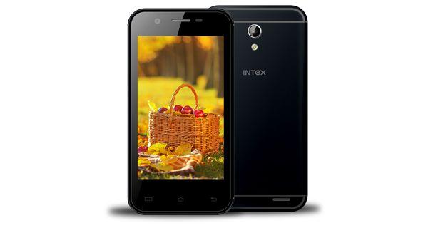 Intex Aqua 3G Neo Front and Back View