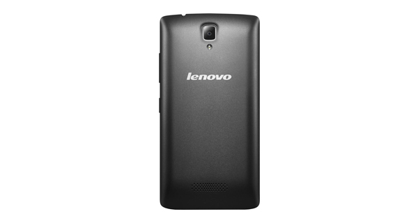 Lenovo A2010 Back View