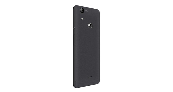 Micromax Canvas Selfie 2 Back View