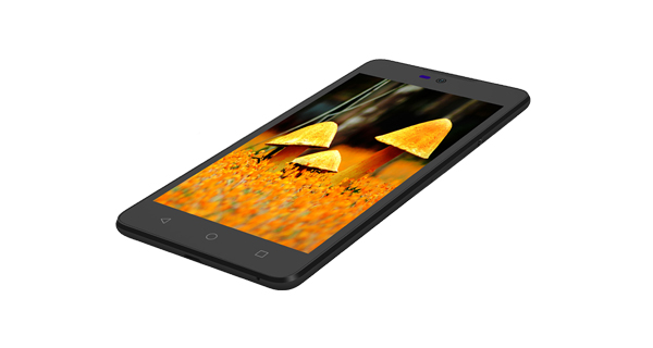 Micromax Canvas Selfie 2 Top View