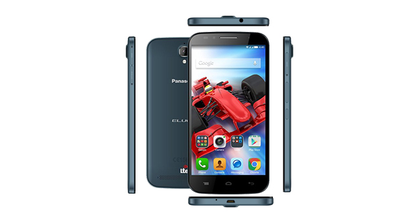 Panasonic Eluga Icon Overall View