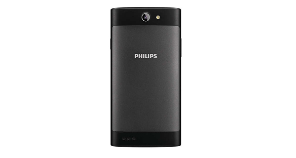 Philips S309 Back View