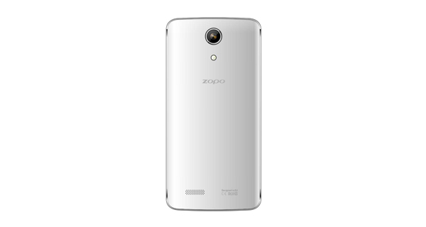 Zopo Speed 7 Back View