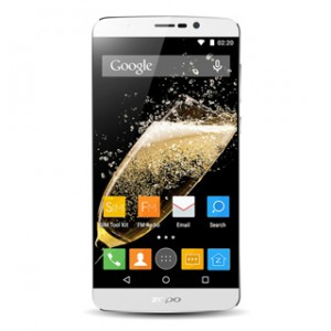 Zopo Speed 7 Front White Color