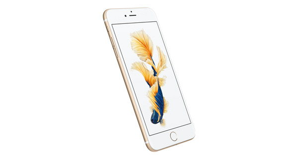 Apple iPhone 6s Front View