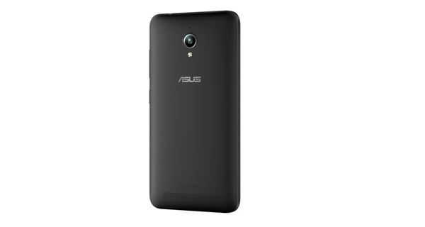 Asus Zenfone Go Back Black Color