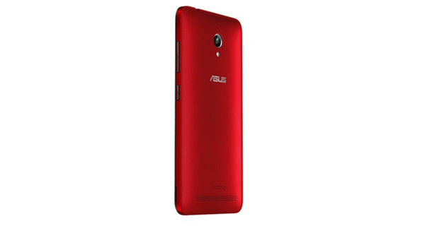 Asus Zenfone Go Back View