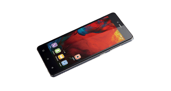 Gionee F103 Top View