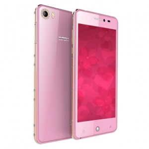 Intex Aqua Glam Front and Back View