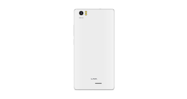 Lava Pixel V2 Back View