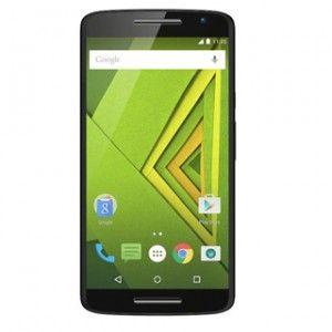 Motorola Moto X Play Front Black Color