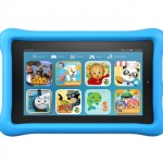 Amazon Fire Kids Edition Tablet Front View