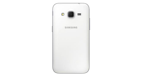 Samsung Galaxy Core Prime VE Back View
