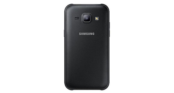 Samsung Galaxy J1 Ace Back View