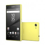 Sony Xperia Z5 Compact Front View
