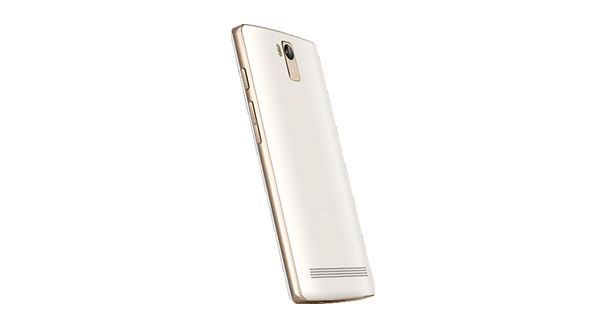 Spice XLife 480Q Back and Side View