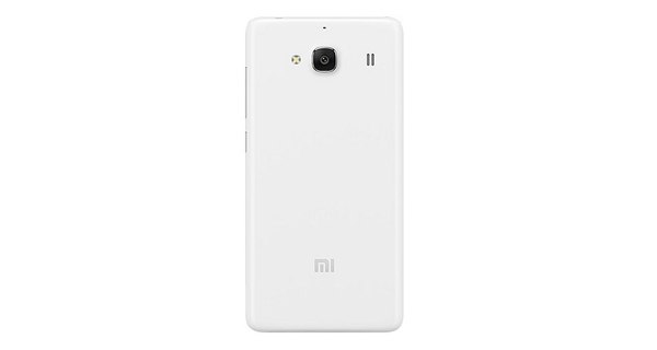 Xiaomi Redmi 2A Back View
