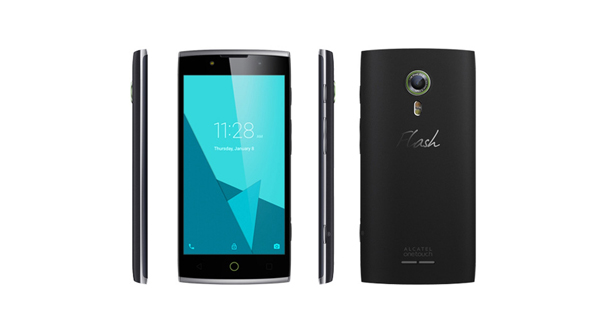 Alcatel One Touch Flash 2 Overall View
