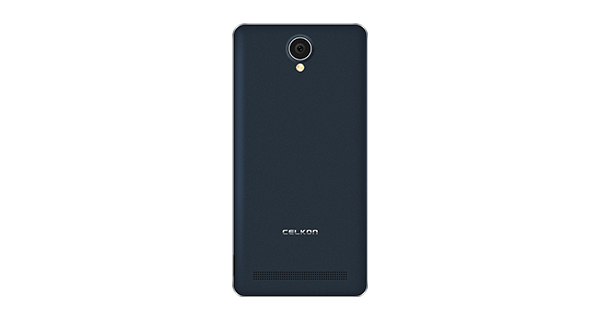 Celkon Millennia Everest Back View