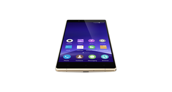 Gionee Elife E8 Top View