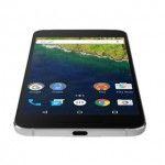 Google Nexus 6P Bottom and Top View