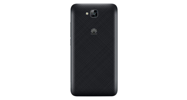 Huawei Enjoy 5 Back View