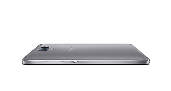 Huawei Honor 7 Top and Back View