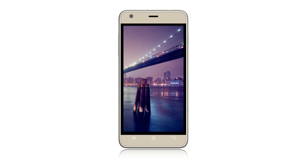 Intex Aqua Life III Front View
