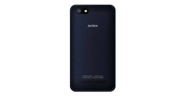 Intex Aqua Play Front and Back view