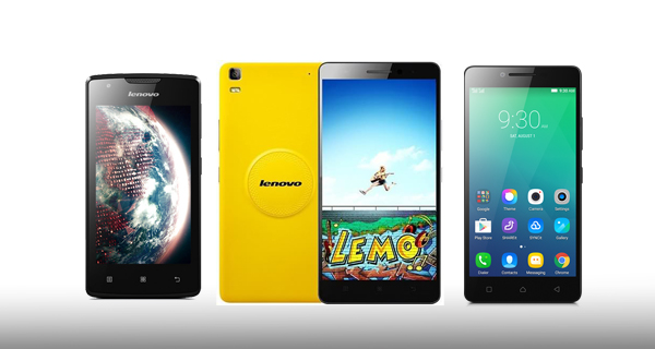 Lenovo A1000, Lenovo A6000 Shot and Lenovo K3 Note Music launched in India exclusively for offline stores