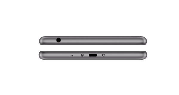 Lenovo Phab Plus Top and Bottom View