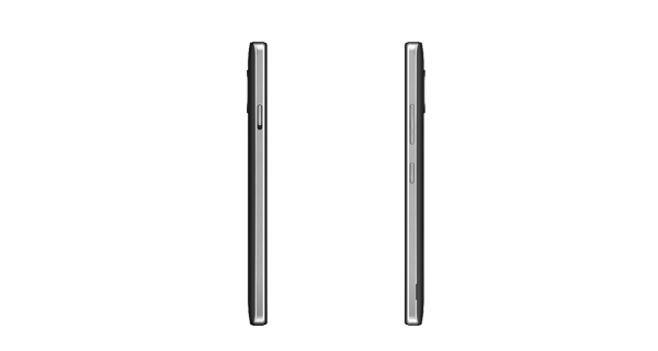 Lenovo VIBE P1m Side View