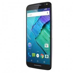 Motorola Moto X Style Front View