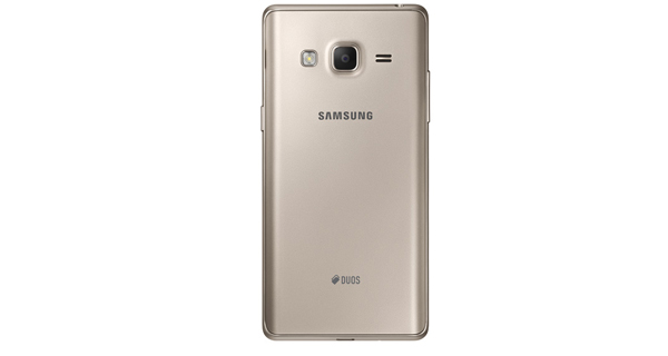 Samsung Z3 Back View