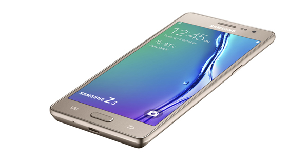 Tizen OS based Samsung Z3 launched in India; priced at Rs. 8490
