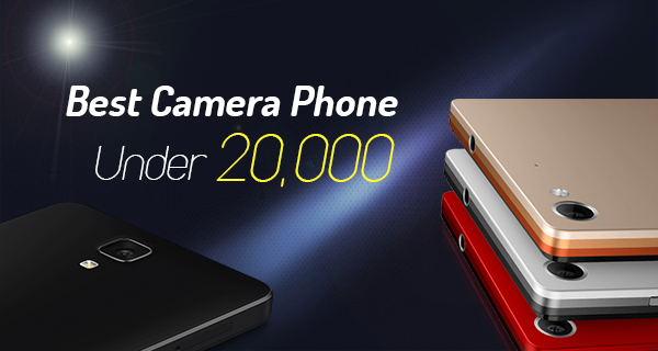 Top smartphones with excellent camera quality under Rs. 20,000