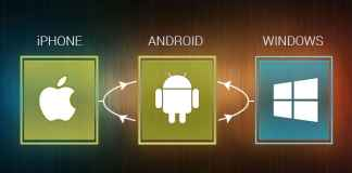 Android, iPhone or Windows