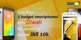 5 budget smartphones
