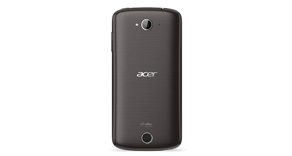 Acer Liquid Z530 Back View