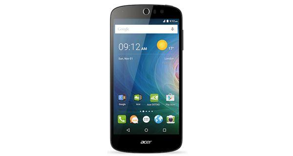 Acer Liquid Z530 Front View